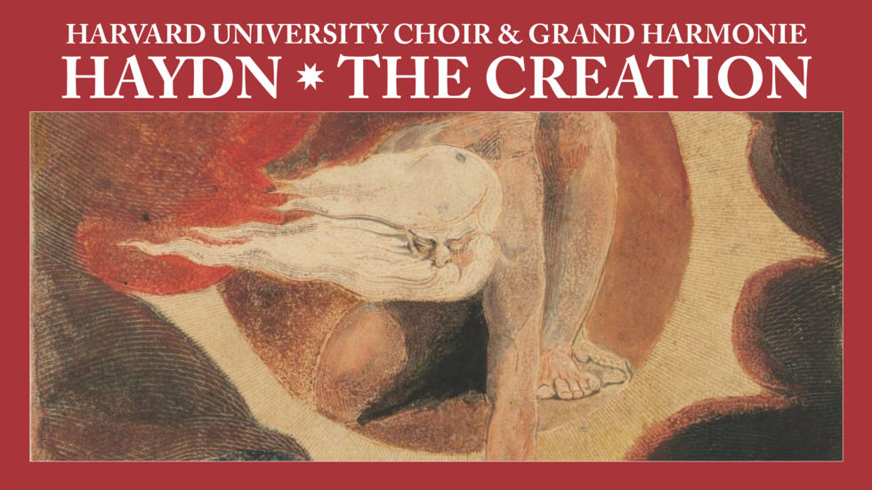 ARTS FIRST Concert: Haydn's The Creation, April 29, 7:30 p.m.
