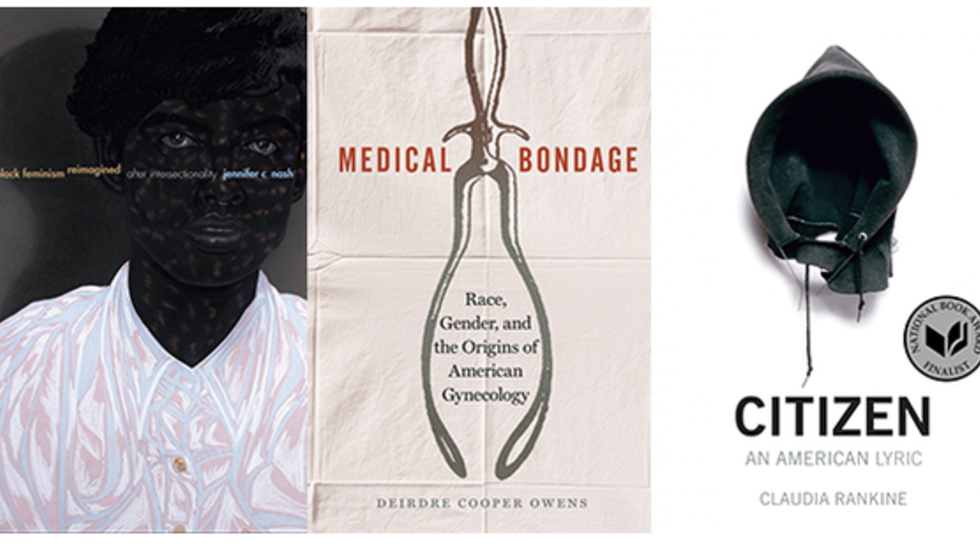 Recommended Readings from the Intersection of Race, Gender, and Sexuality
