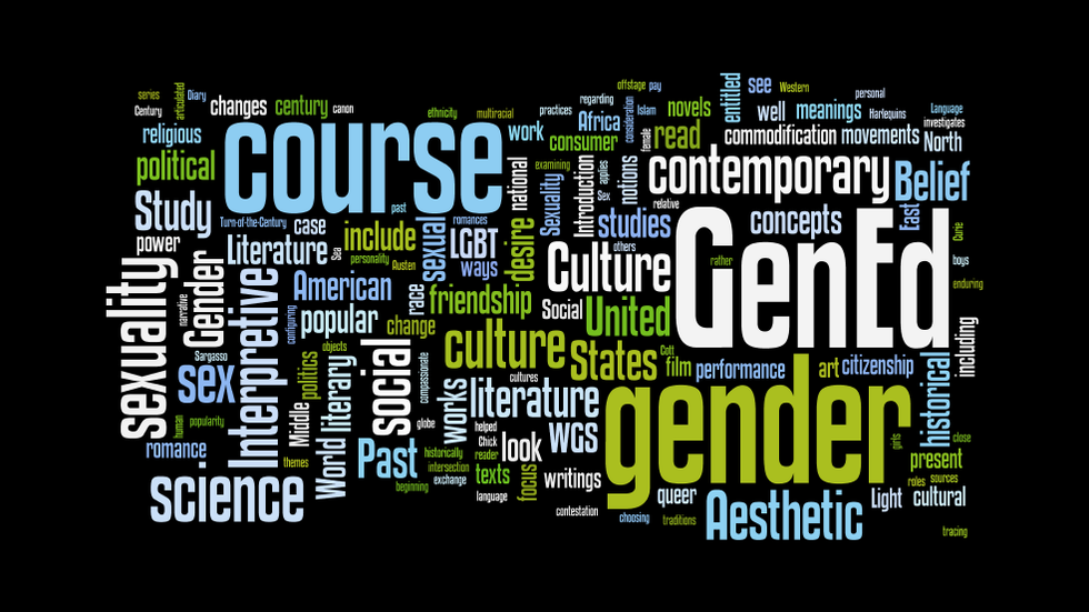 Fulfill Gen Ed Requirements with WGS Courses