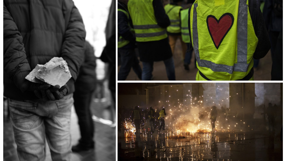 Yellow Vests Movement