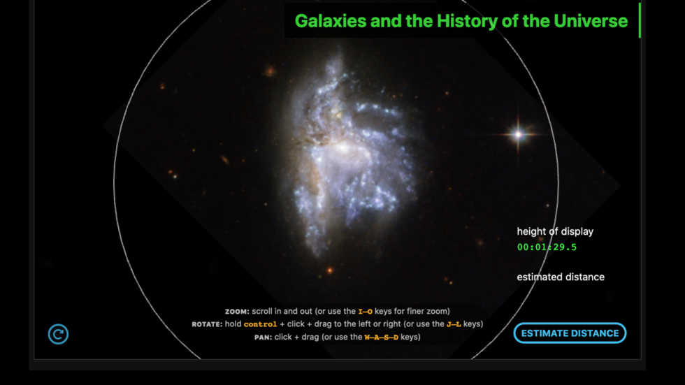 Image of galaxy
