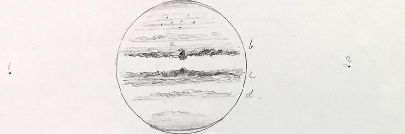 Project Phaedra header image of Jupiter