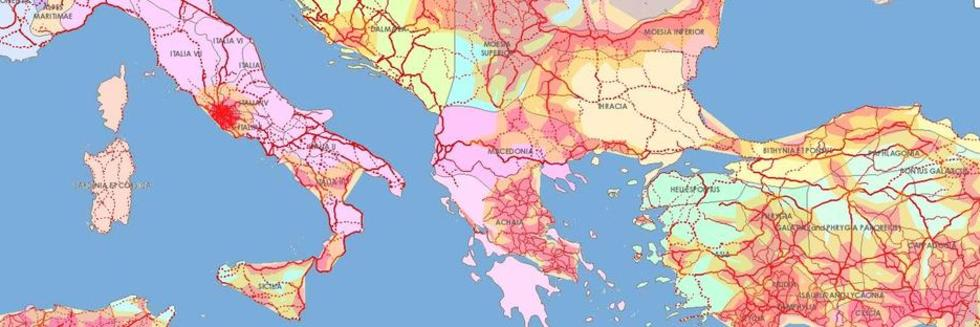 Digital Atlas of Roman and Medieval Civilization Project