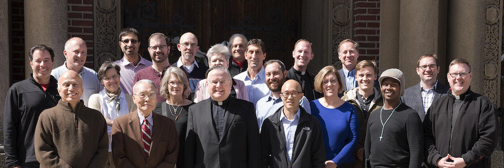 Harvard Chaplains, May 2017