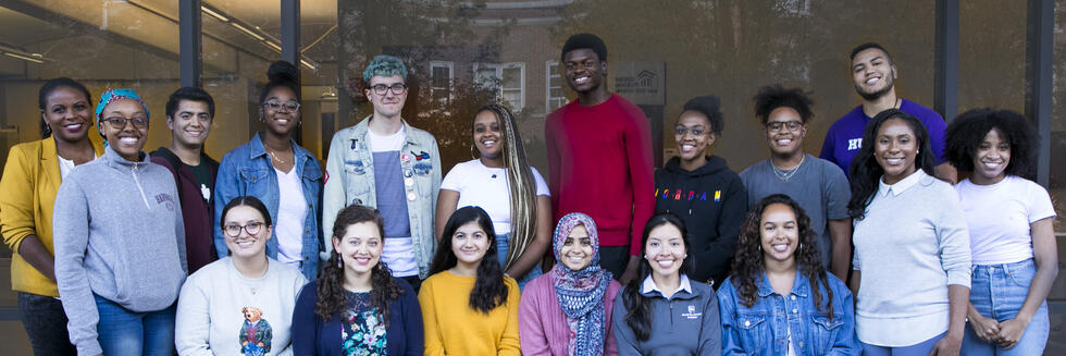 ODES interns, known as Diversity Peer Educators