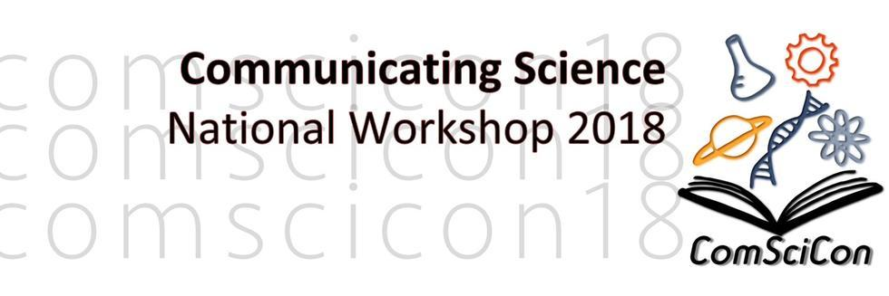ComSciCon 2018 National Workshop