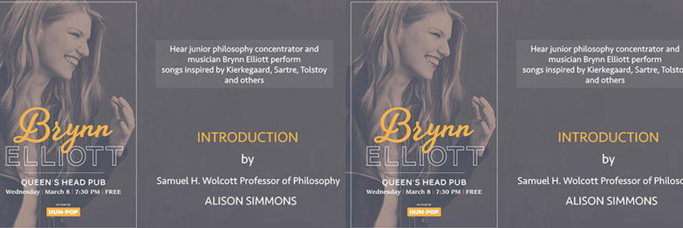 brynn elliott performance poster