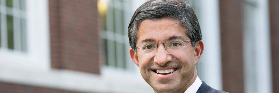 Bharat Anand named Vice Provost for Advances in Learning in Harvard Gazette