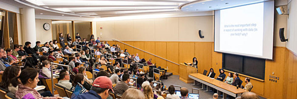 VPAL joined other organizations in support of the inaugural DataFest conference spotlighting Harvard's data science resources