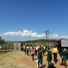 What's So Bad About a 10-Mile Walk to School? Two views of educational challenges in South Africa