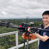 Drone-based monitoring system reveals important information on the health of the Amazon