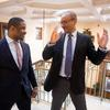 AAAS Professors Tommie Shelby and Brandon Terry
