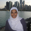 Nancy Khalil announced as a 2017 Harvard Horizons Scholar