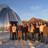 Astronomy 100 Undergraduate Students Observe at Whipple Observatory and Classify Supernovae