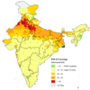 India's air pollution is so bad it's reducing life expectancy by 3.2 years