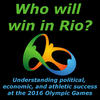 """Who Will Win in Rio?"" talk logo"
