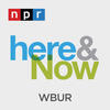 logo for Here and Now, NPR