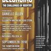 belonging poster