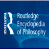 routledge encyclopedia of philosophy logo