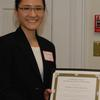 Congratulations Noma-Reischauer Prize Winner Stephanie Chen '15