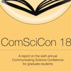 ComSciCon 2018 annual report cover