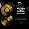 The cover image for the Voyager Golden Record resource created by the Bok Learning Lab.