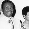 The Rev. Clarence LaVaughn Franklin and daughter Aretha