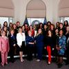 The 32 female members of the Nevada Legislature