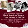 Black American Women course poster