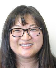 Portrait photo of Lindsay Schaffer, Drill Instructor in Korean