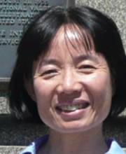 photo of Wendy Guan