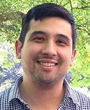Jason Buenrostro at Harvard in summer 2019
