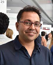Vik Khurana at the HSCI 2019 retreat