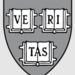 Gray Harvard shield
