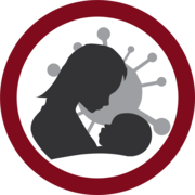 COVID Mothers Study logo
