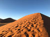 "Julia Huesa, ""Sunrise Hike on Dune 45,"" Sossusvlei, Namibia"