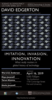 Imitation, Invasion, Innovation flyer