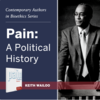 Pain: A Political History Flyer