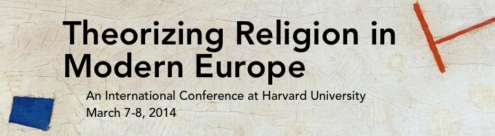 theorizing religion in modern europe