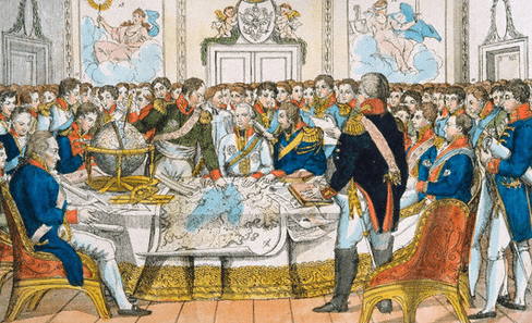 The impact of congress of vienna in shaping europe